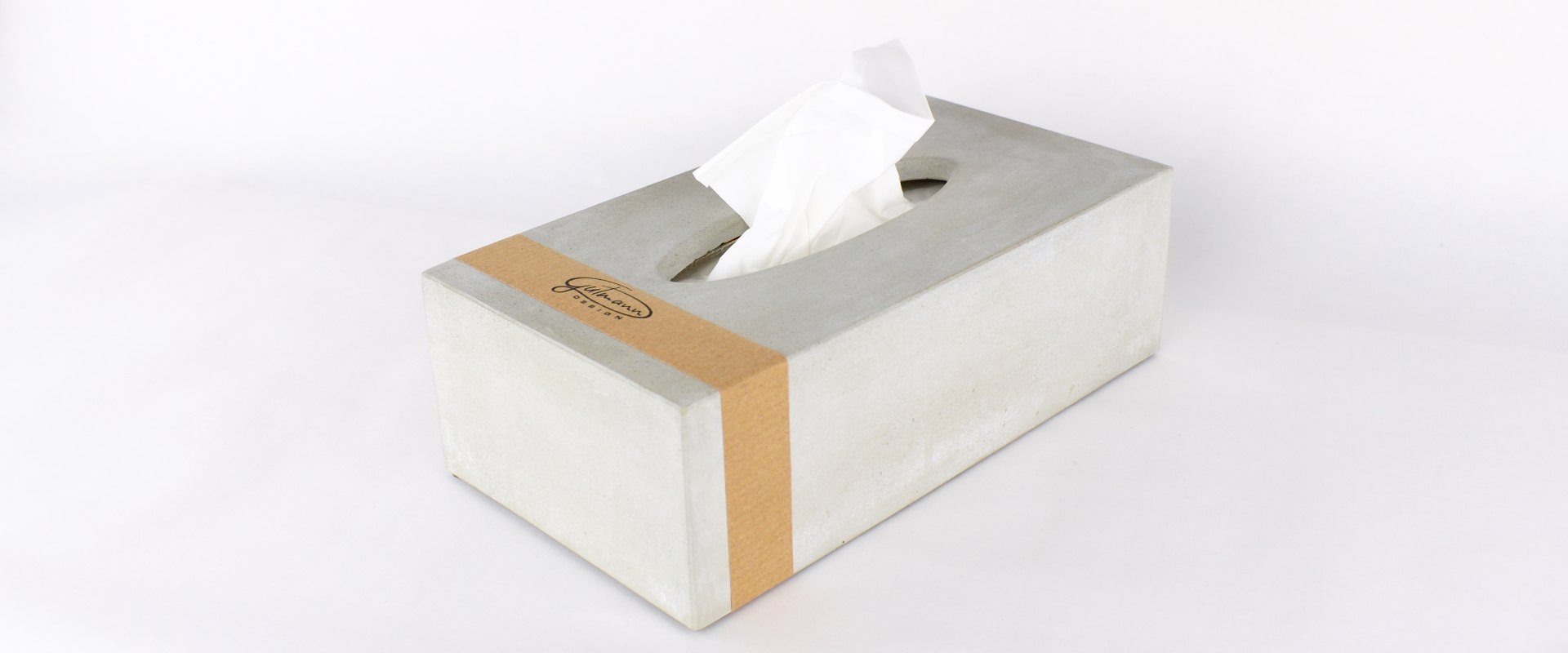 Tissue Box Beton Gutmann - Design